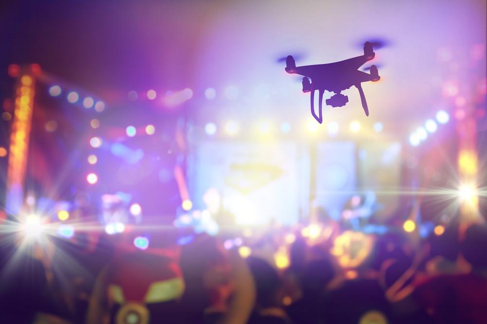 Event-Drohnen im Check